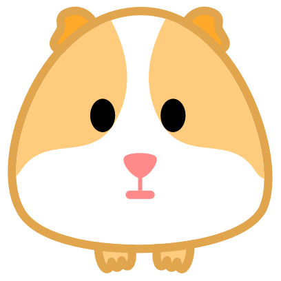 Guinea Pig Emoji messages sticker-0