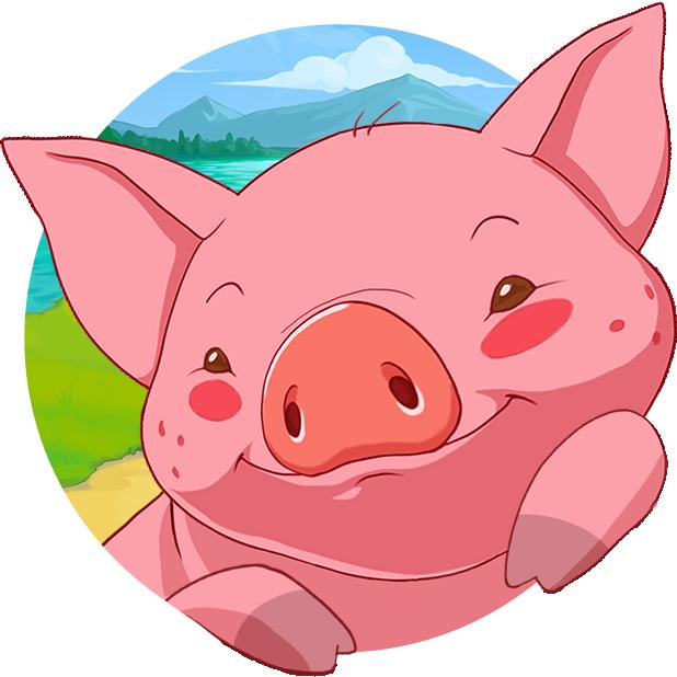 Jolly Days Farm - Sticker Pack messages sticker-1