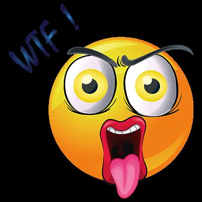 Adult Flirty Emoji messages sticker-2