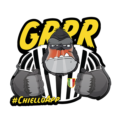 Giorgio Chiellini Official App messages sticker-3