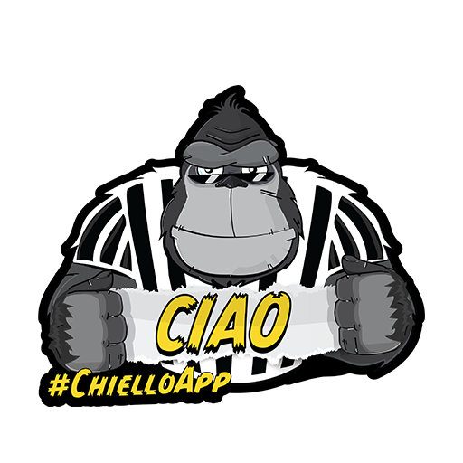 Giorgio Chiellini Official App messages sticker-1