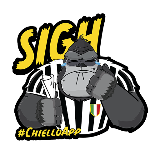 Giorgio Chiellini Official App messages sticker-10
