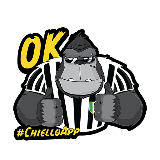 Giorgio Chiellini Official App messages sticker-9