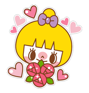 Pany the moody girl messages sticker-0