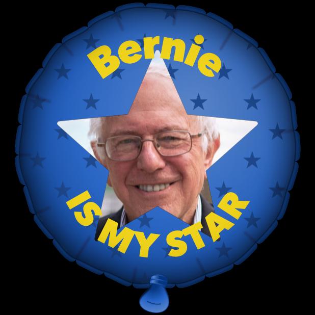 Bernie Balloons messages sticker-6
