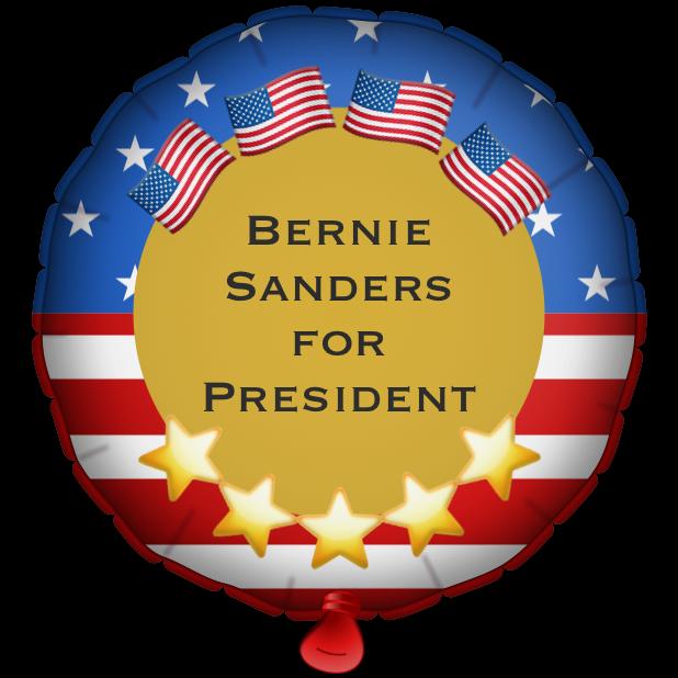 Bernie Balloons messages sticker-5