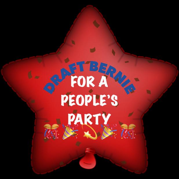 Bernie Balloons messages sticker-4