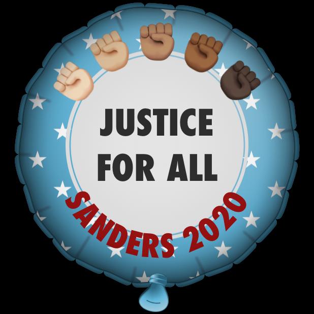 Bernie Balloons messages sticker-10