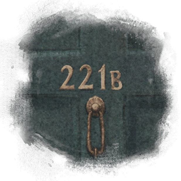 iClassics: Sherlock Holmes messages sticker-0
