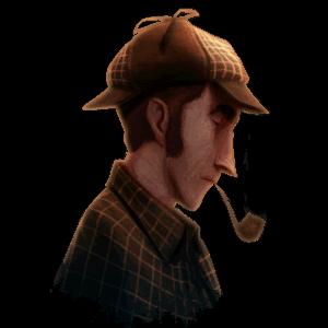 iClassics: Sherlock Holmes messages sticker-11