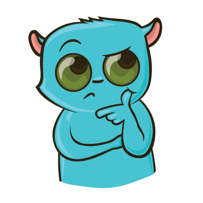 Tarsier Paul Stickers messages sticker-10