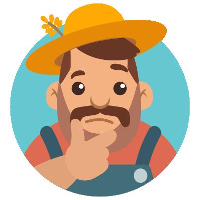 Fidget Miller – Green Farming messages sticker-2