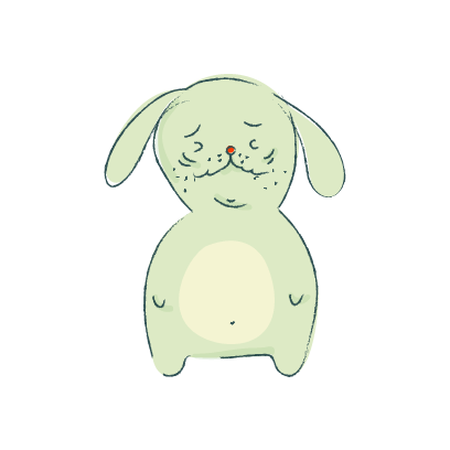 Lapin Cool messages sticker-5