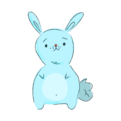 Lapin Cool messages sticker-0