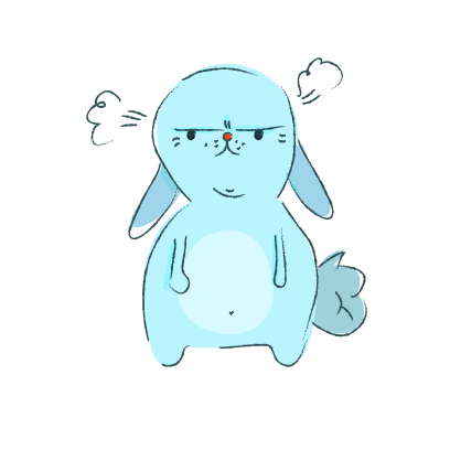 Lapin Cool messages sticker-9