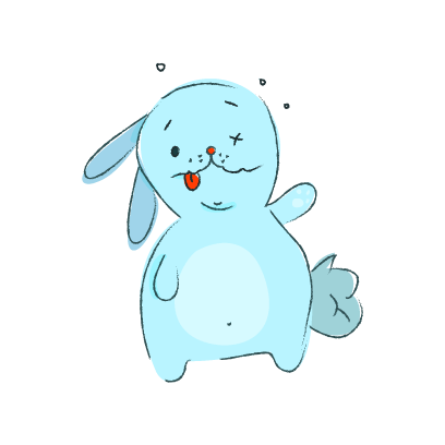 Lapin Cool messages sticker-6