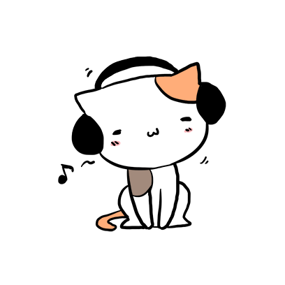 Mike San The Cat Sticker Pack messages sticker-3