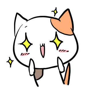 Mi-Ke the Cat Stickers messages sticker-8