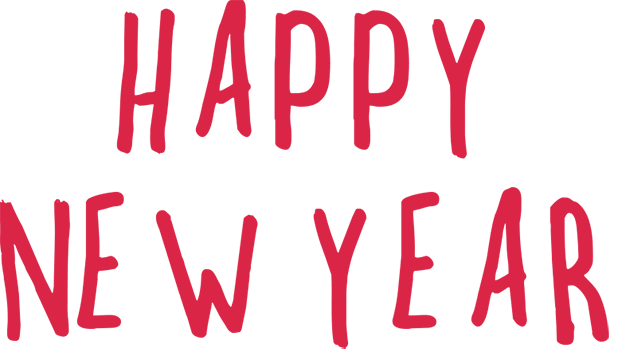 New year with puppies messages sticker-9