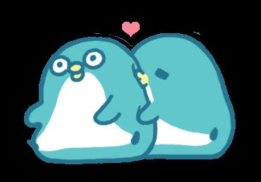 Bibi the penguin 1 messages sticker-0