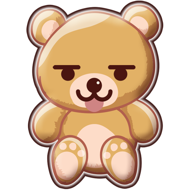 Gummy Bear Stickers messages sticker-4