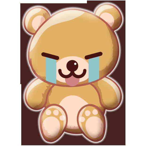 Gummy Bear Stickers messages sticker-7