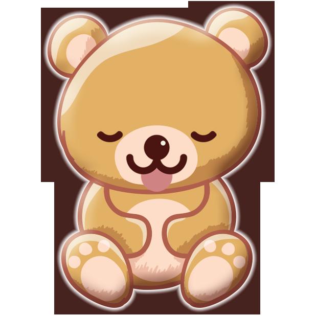 Gummy Bear Stickers messages sticker-11
