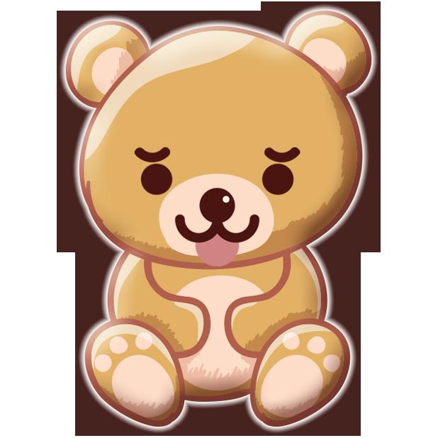 Gummy Bear Stickers messages sticker-0