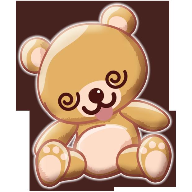 Gummy Bear Stickers messages sticker-1