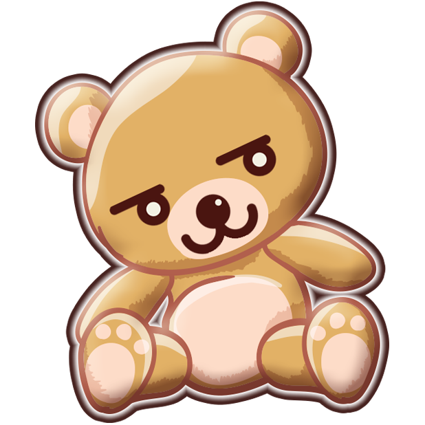 Gummy Bear Stickers messages sticker-9