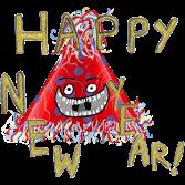 Celebr8 New Year's messages sticker-9