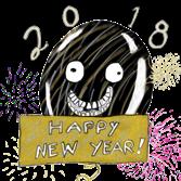 Celebr8 New Year's messages sticker-2