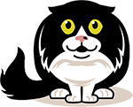 eatdrinkcat Kitty Stickers messages sticker-6