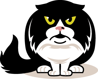 eatdrinkcat Kitty Stickers messages sticker-4