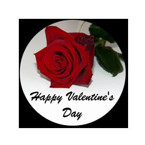 Valentine's Day - All Stickers messages sticker-3