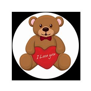 Valentine's Day - All Stickers messages sticker-9