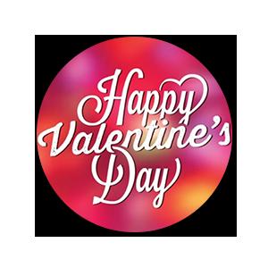 Valentine's Day - All Stickers messages sticker-8