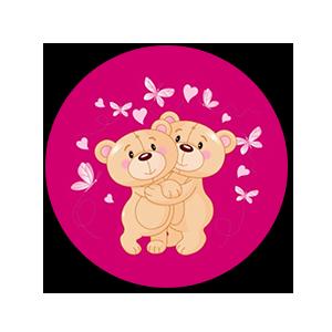 Valentine's Day - All Stickers messages sticker-6