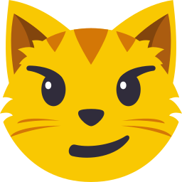 Cat Themed Emoji: by EmojiOne messages sticker-1