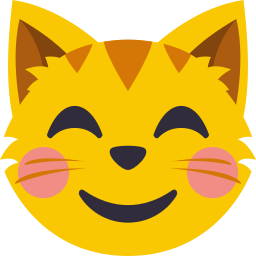 Cat Themed Emoji: by EmojiOne messages sticker-4