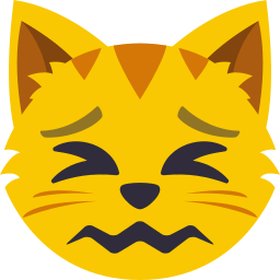 Cat Themed Emoji: by EmojiOne messages sticker-0