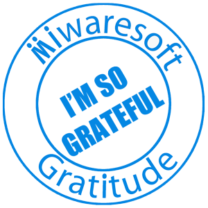 Miwaresoft Gratitude 2 messages sticker-6
