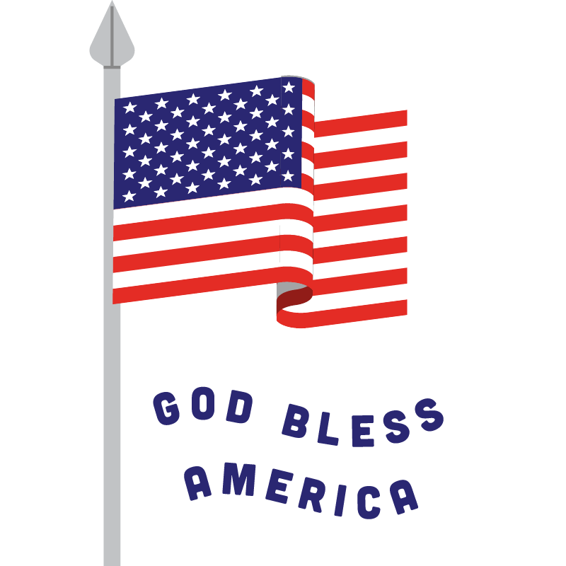 A'merica A'mojis messages sticker-2