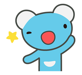 Pico the cutie bear messages sticker-0