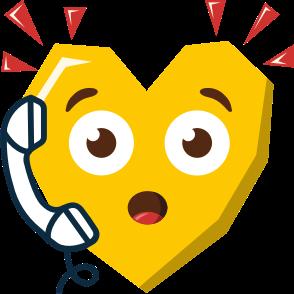 Heartist® Emoji messages sticker-0