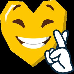 Heartist® Emoji messages sticker-4
