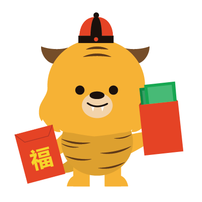 Chinese New Year Stickers messages sticker-8
