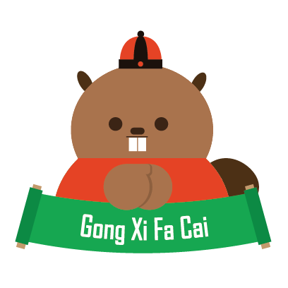 Chinese New Year Stickers messages sticker-4