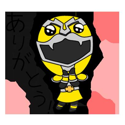 防災戦隊ホウライオー,Horaio messages sticker-2
