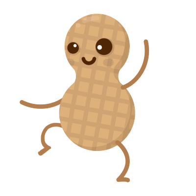 Aw Nuts messages sticker-1